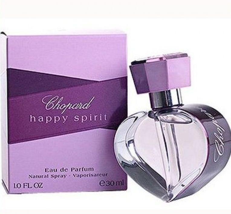 Женская парфюмированная вода Happy Spirit Chopard (ласковый, согревающий, радостный, яркий аромат) копия