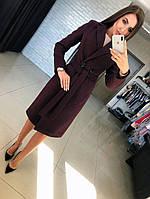 Элегантное кашемировое пальто Валери, фото 1
