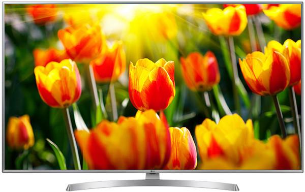 Телевизор LG 55UK6510PLB (TM100Гц, 4K, Smart, IPS Panel, Quad Core, HDR 10 PRO, HLG, Ultra Surround 2.0 20Вт)