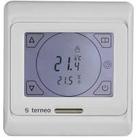 Программируемый сенсорный терморегулятор для инфракрасных панелей и конвекторов terneo sen*