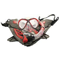 Наборы для плавания Marlin Florida Red, размер 38/41