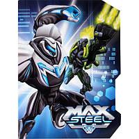 Блокнот Max Steel, 60 листов, А6 MX14-223K