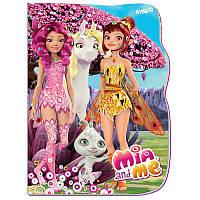 Блокнот Mia&Me, 60 листов, А6 MM15-223K