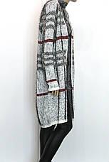 вязний жіночий кардиган травка burberry, фото 3