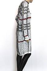 вязний жіночий кардиган травка burberry, фото 2