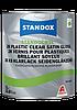 Полуматовый лак для гибких пластиковых деталей STANDOX K9110 (лак 2л + отвердитель 1л)