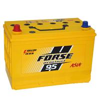 Автомобильные аккумуляторы FORSE JP 6CT-95A2 830A L MF (N70) нижнее крепление