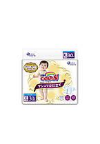 Подгузники для детей Goo.N Super Premium унисекс 12-20 кг 30 шт