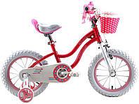 """Детский двухколесный велосипед ROYAL BABY STAR GIRL18"""" ORIGINAL, фото 1"""