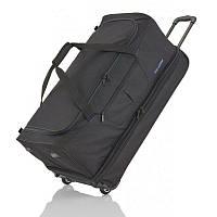 Дорожная сумка на 2 колесах Travelite BASICS Black L exp. 98/119 л (TL096276-01)