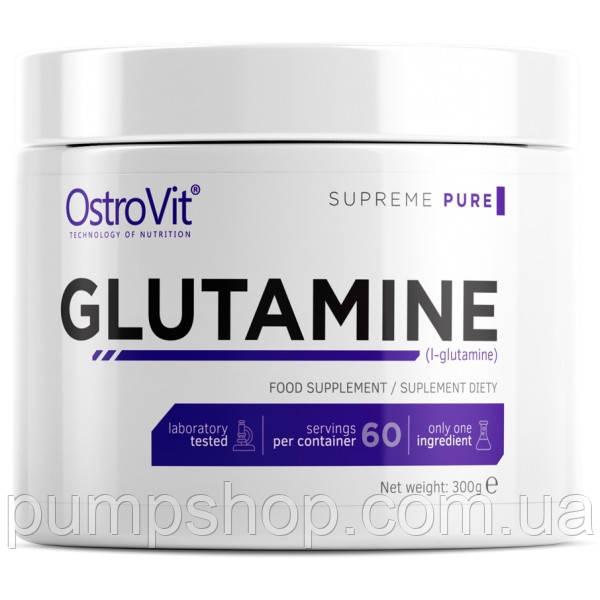 Глютамін Ostrovit Glutamine 300 г ( УЦІНКА)