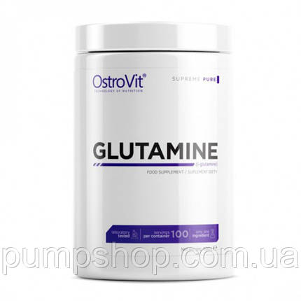 Глютамін Ostrovit Glutamine 500 г, фото 2