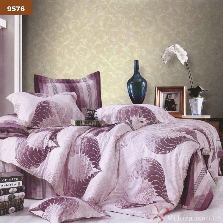 Двуспальное постельное белье Вилюта 9576