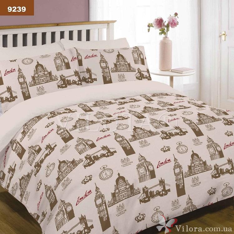Двуспальное постельное белье Вилюта 9239