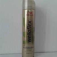 Лак для волос Wellaflex 250 мл. (Велла контроль над непослушными волосами №4)