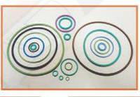 14-15-332,  Кольцо Caterpillar O-RING 9,3X2,2 Viton azzurro