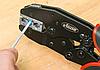 Набор обжимных щипцов для установки клемм, 6шт, VIGOR, V2499, фото 2