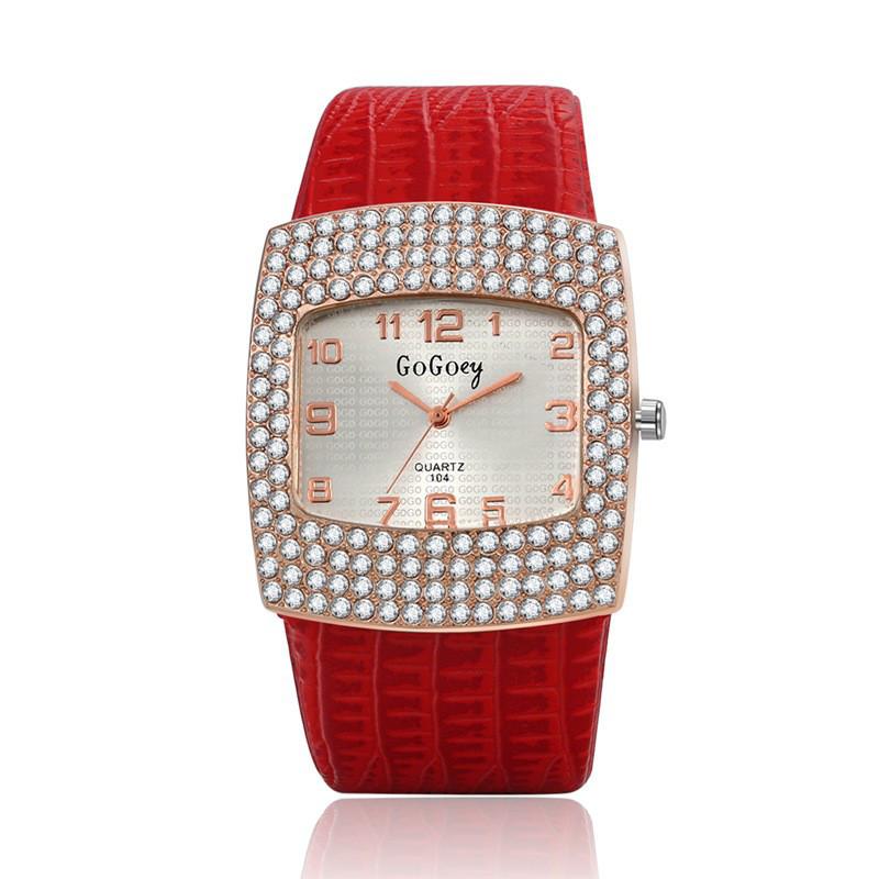 Женские часы GoGoey 104 Red