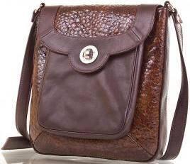 Интересная сумка-планшет, женская кожаная через плечо PEKOTOF (ПЕКОТОФ) Pek47-13-10