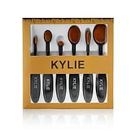 Набор из 6 щеток для макияжа Kylie