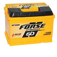 Автомобильные аккумуляторы  FORSE 6CT-60A2H 600A R (обсл)