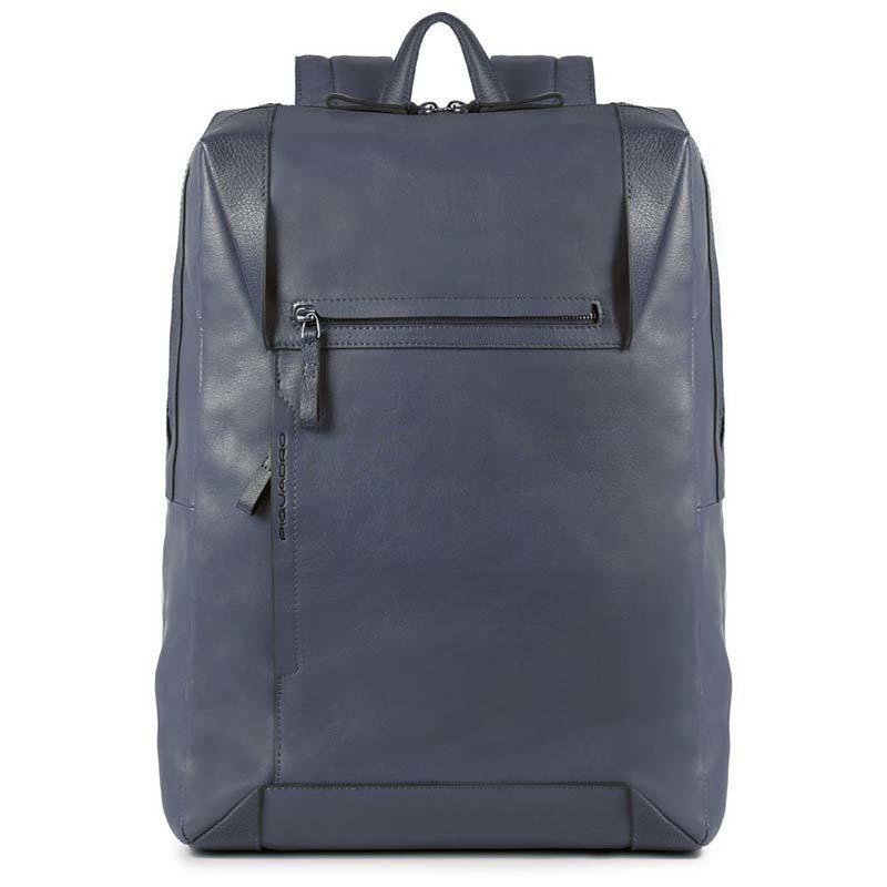 e452fe8c9989 Городской рюкзак Piquadro PAN RAF Blue с отдел. д/ноутбука 15