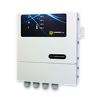 Устройство нагрева воды от фотомодулей KERBEROS  Lite 110.B