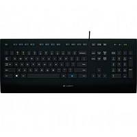 Клавіатура USB класична Logitech K280e (920-005215)