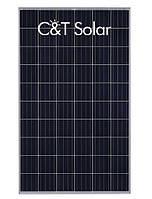 Поликристаллический фотомoдуль C&T Solar СT60275-P, 275 Wp