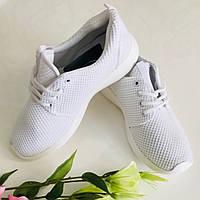 Кросівки жіночі сітка Білі розміри 36 - 41