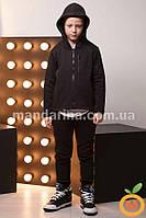 Спортивный костюм кофта и брюки для мальчика 8-10 лет (128, 134, 140)