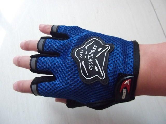 Велосипедные перчатки, Вело перчатки беспалые
