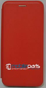 Чехол - Книжка Fashion Case для Meizu M6S (Красный)