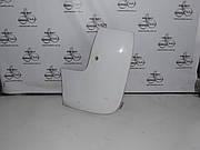 Клык бампера нижний левый белый на Renault Trafic, Opel Vivaro, Nissan Primastar