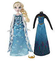 Эльза Коронация кукла из серии Холодное сердце Disney Frozen Coronation Change Elsa, фото 1