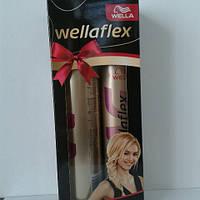 Набор лак+мусс для волос Wellaflex (Велла супер сильная фиксация №5 ), фото 1