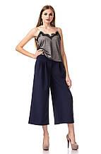 Женские брюки-кюлоты. КЮЛ002