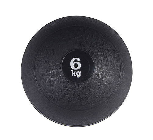 Медбол SportVida Medicine Ball 6 кг Black