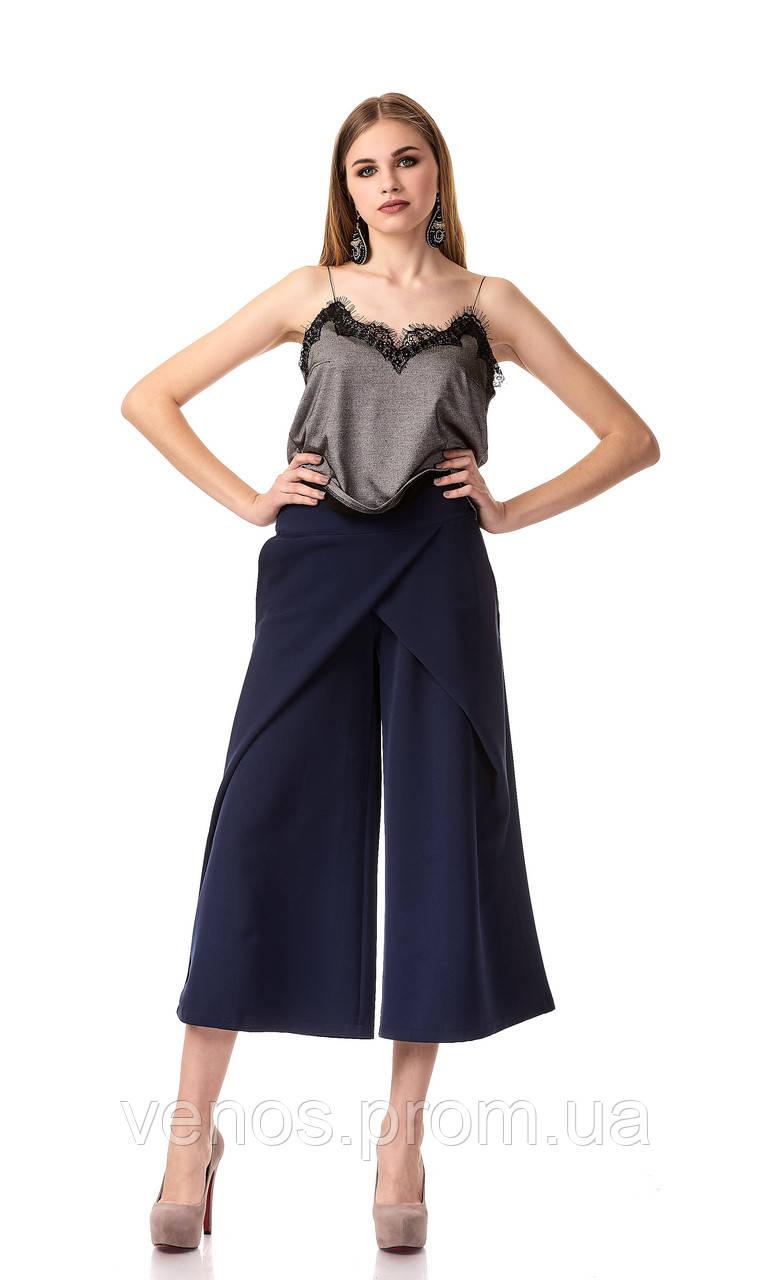 Женские брюки-кюлоты. КЮЛ003