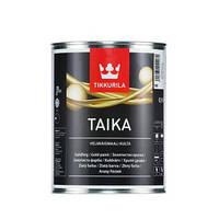 Тайка перламутровая лазурь, золотистая 0.9 лит, Tikkurila