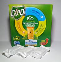 ЭКСПЕЛ био  EXPEL Bio активатор для дачных туалетов и септиков 12 таблеток