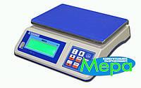 Весы настольные фасовочные ВТНЕ серии Н1К на 3, 6, 15, 30кг (2х сторонний дисплей)