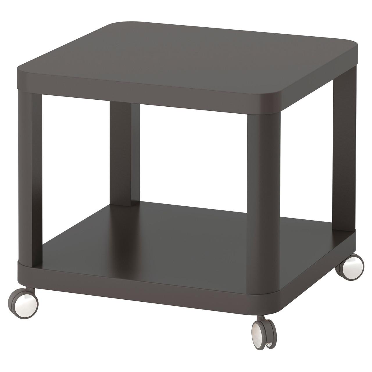 IKEA TINGBY (003.494.44) Журнальный столик на колесах