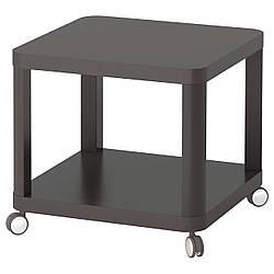✅ IKEA TINGBY (003.494.44) Столна колесах серый