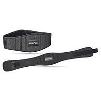 Пояс для тяжелой атлетики неопреновый SportVida SV-AG0090 Black (M,L,XL,XXL)
