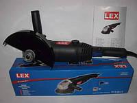 Болгарка LEX AG282, 180 мм, 2000 Вт, Гарантия 1 год