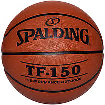 М'яч баскетбольний Spalding TF-150 Outdoor FIBA Logo Size 7