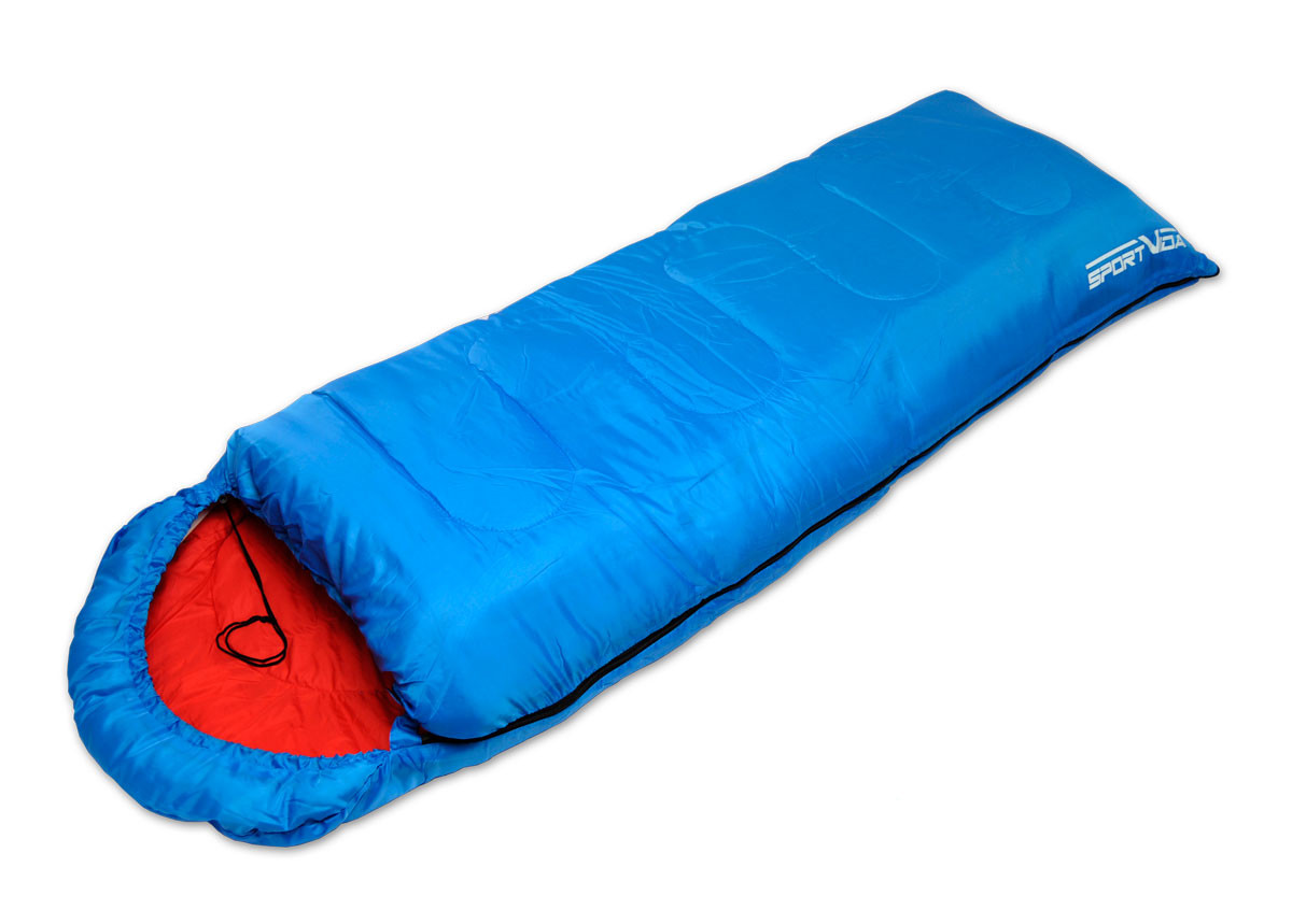 Спальный мешок SportVida SV-CC0002 Blue