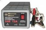 Автоматическое зарядное устройство 24В 12А 2-х режимное