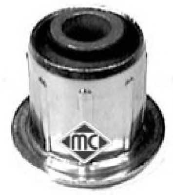 Сайлентблок рессоры задн (02955) Metalcaucho